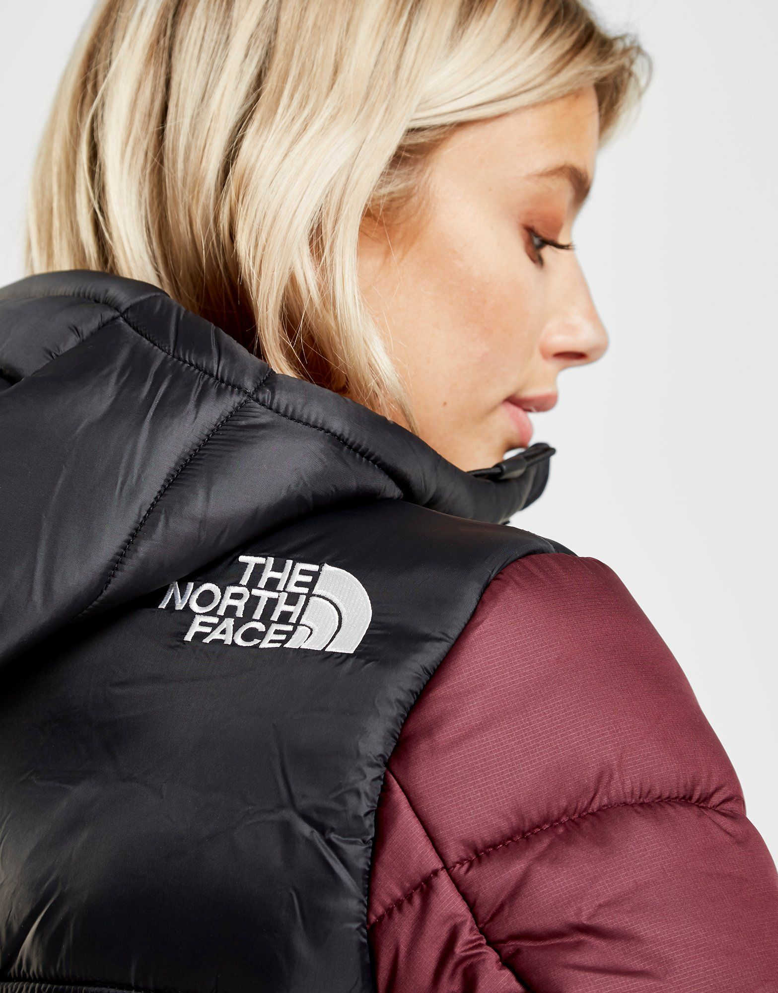 The North Face chaqueta Panel Padded