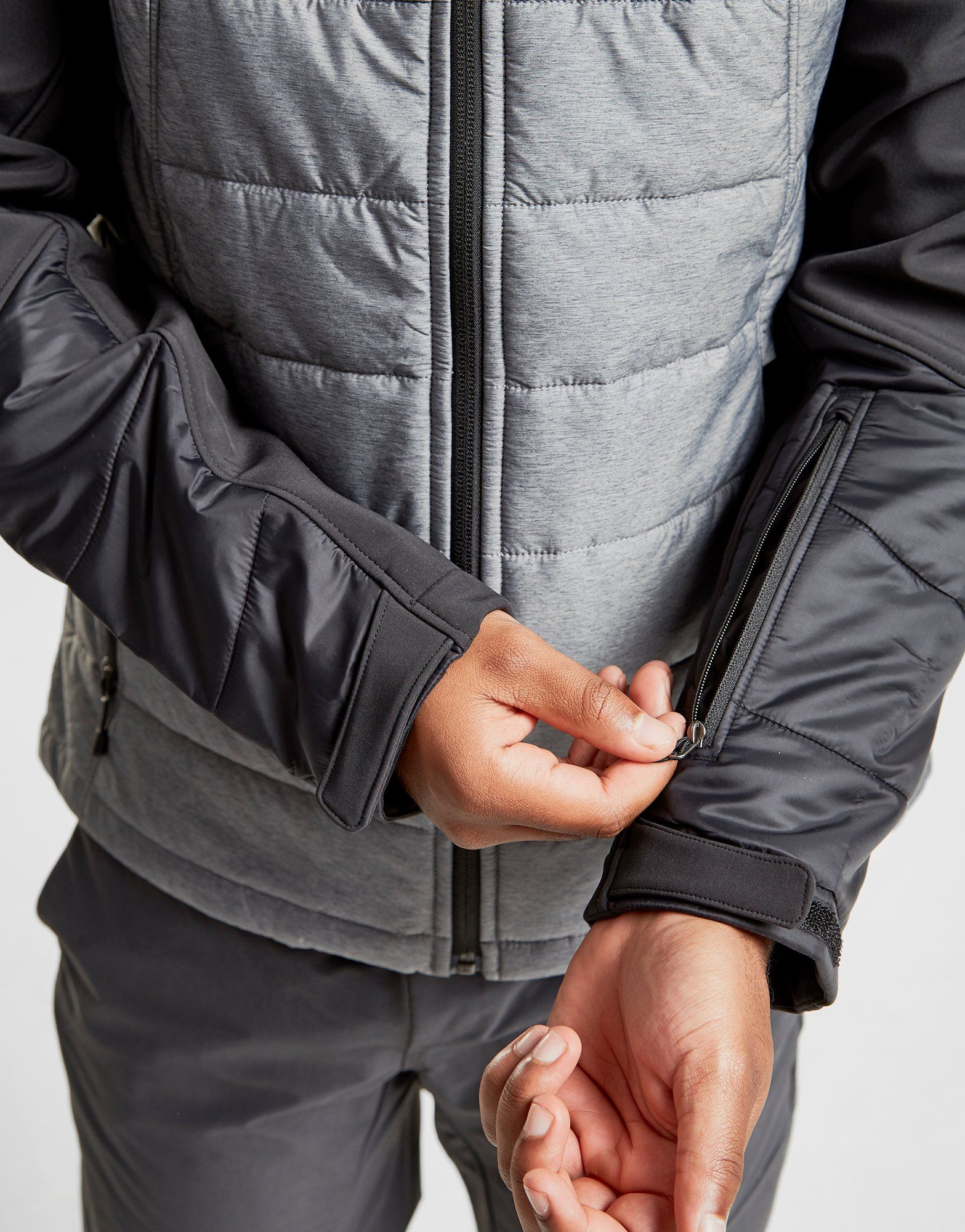 The North Face Tech Hybrid Softshell Jacket