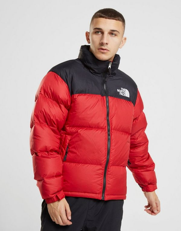 Face Discount Code North Red Nuptse C7b53 Ead84 For Jacket The rdBoxWCe