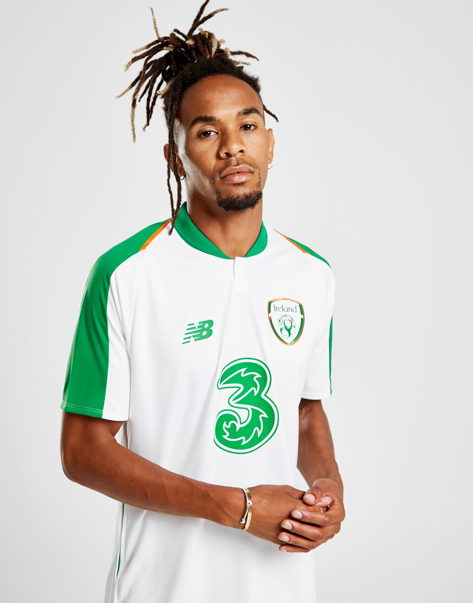 New Balance Republic of Ireland 2018/19 Away Shirt