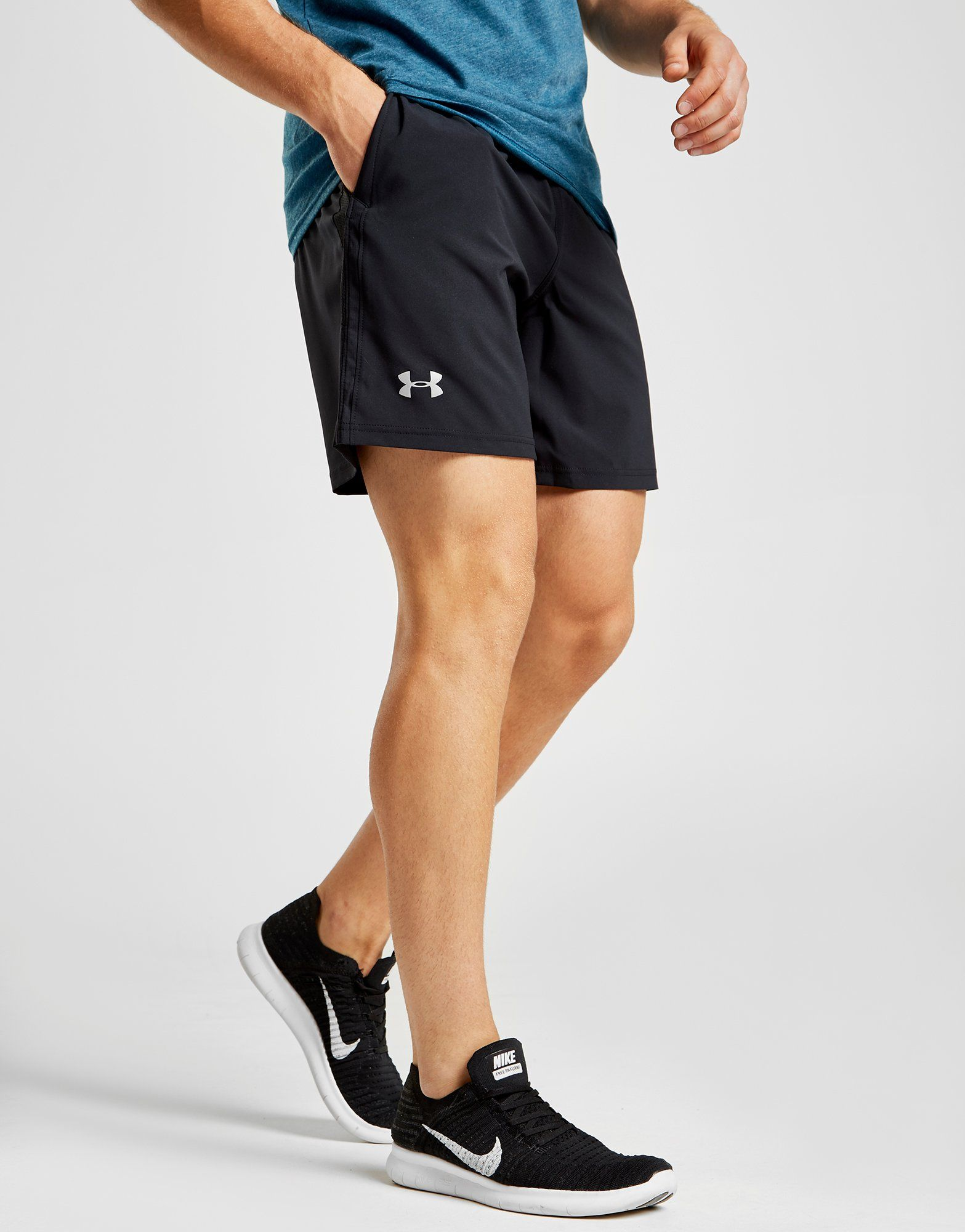 "Under Armour Launch 7"" Shorts"