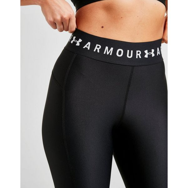 Under Armour Branded Waistband Leggings Dames
