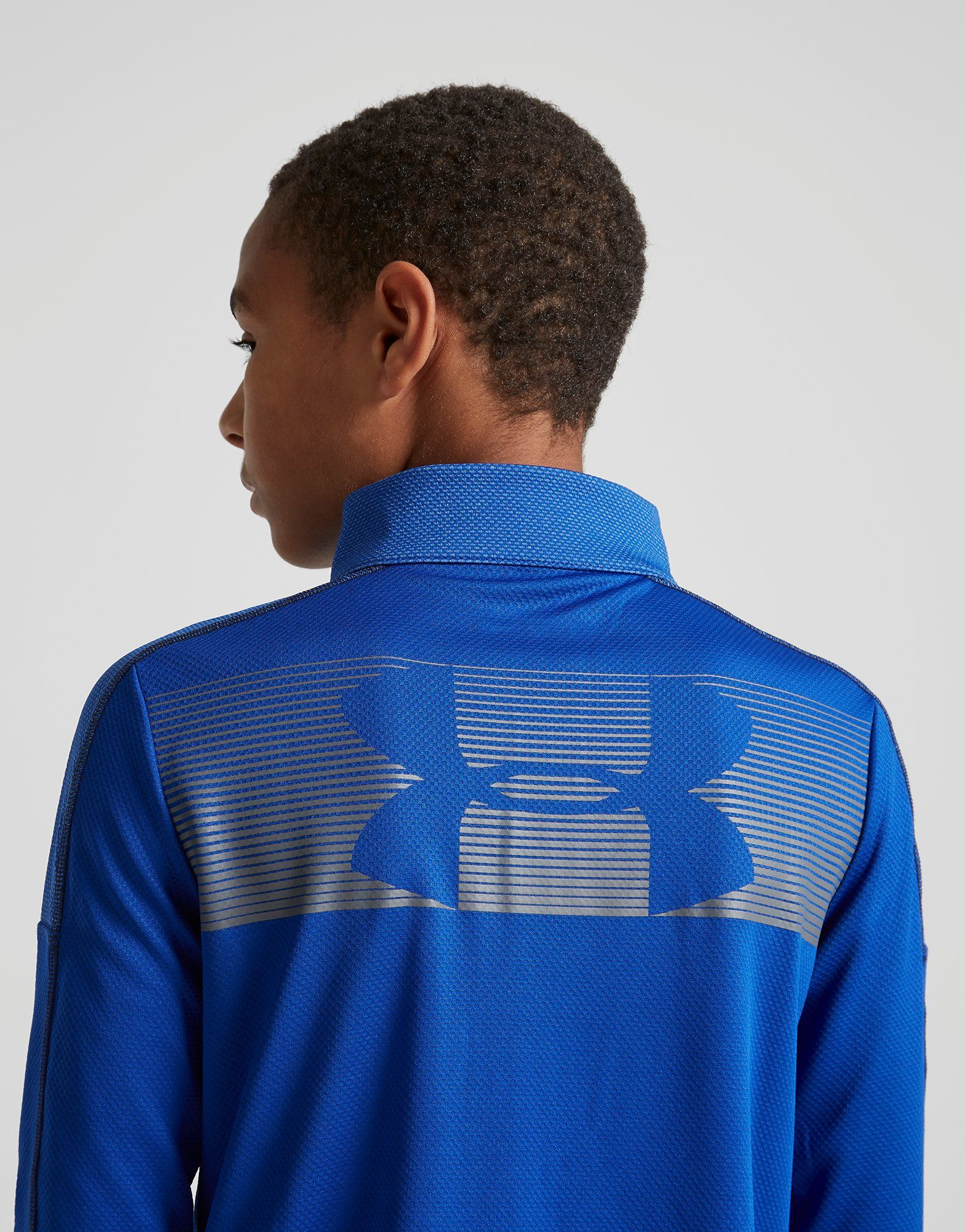 Under Armour Tech Textured 1/4 Zip Top Junior