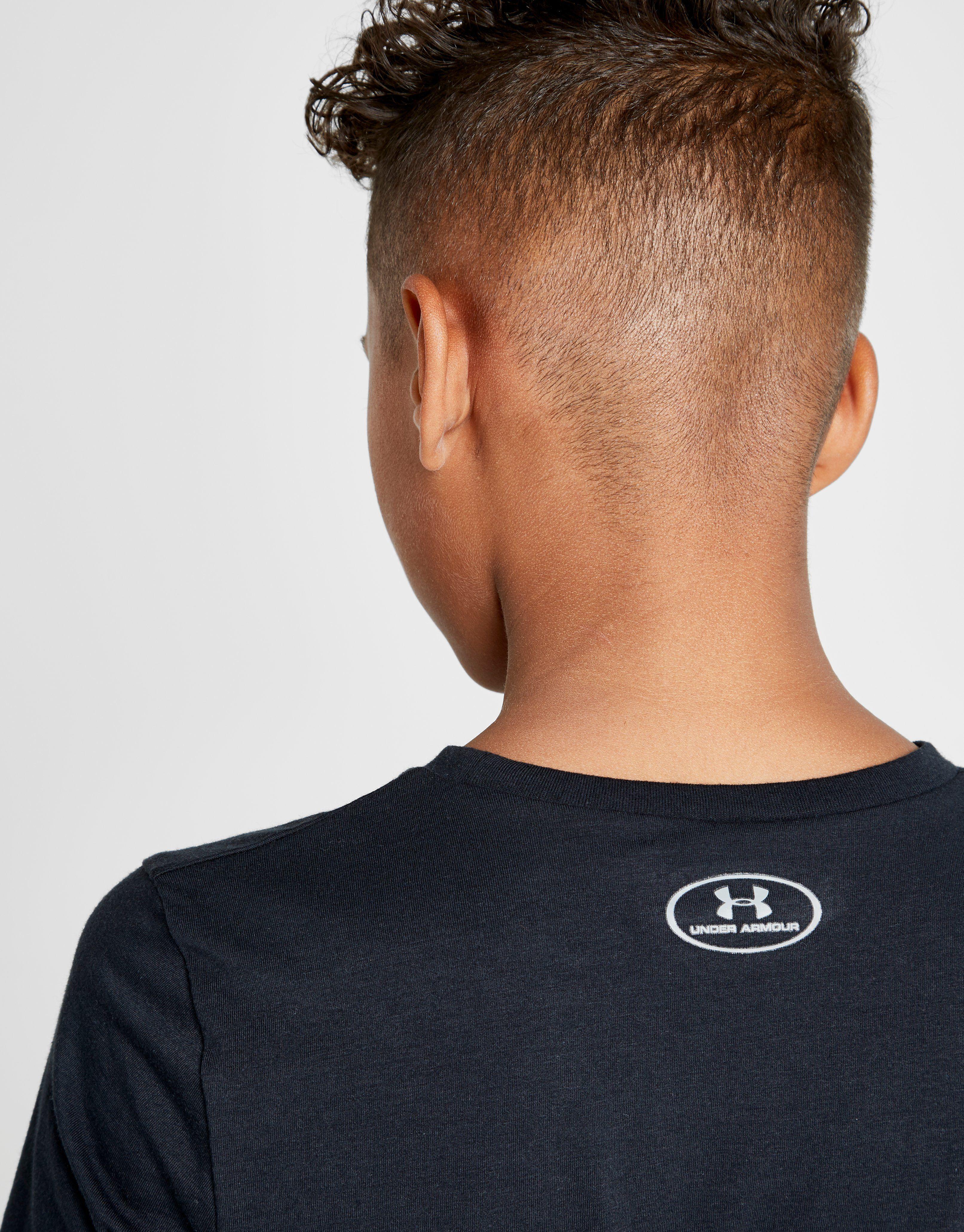 Under Armour Box T-Shirt Junior