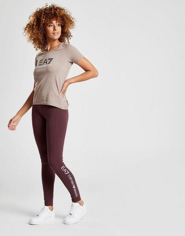 Emporio Armani EA7 Legging Femme   JD Sports a9b1d04496a