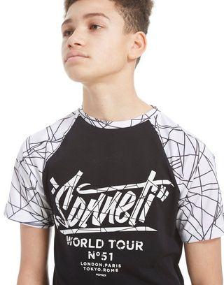 Sonneti Web Raglan T-Shirt Junior