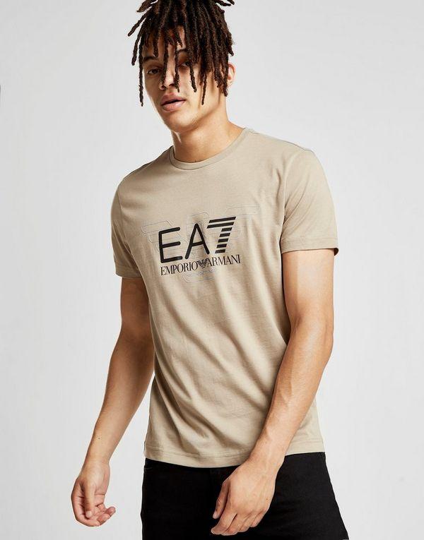 bd47e5666fb Emporio Armani EA7 Central Eagle T-Shirt