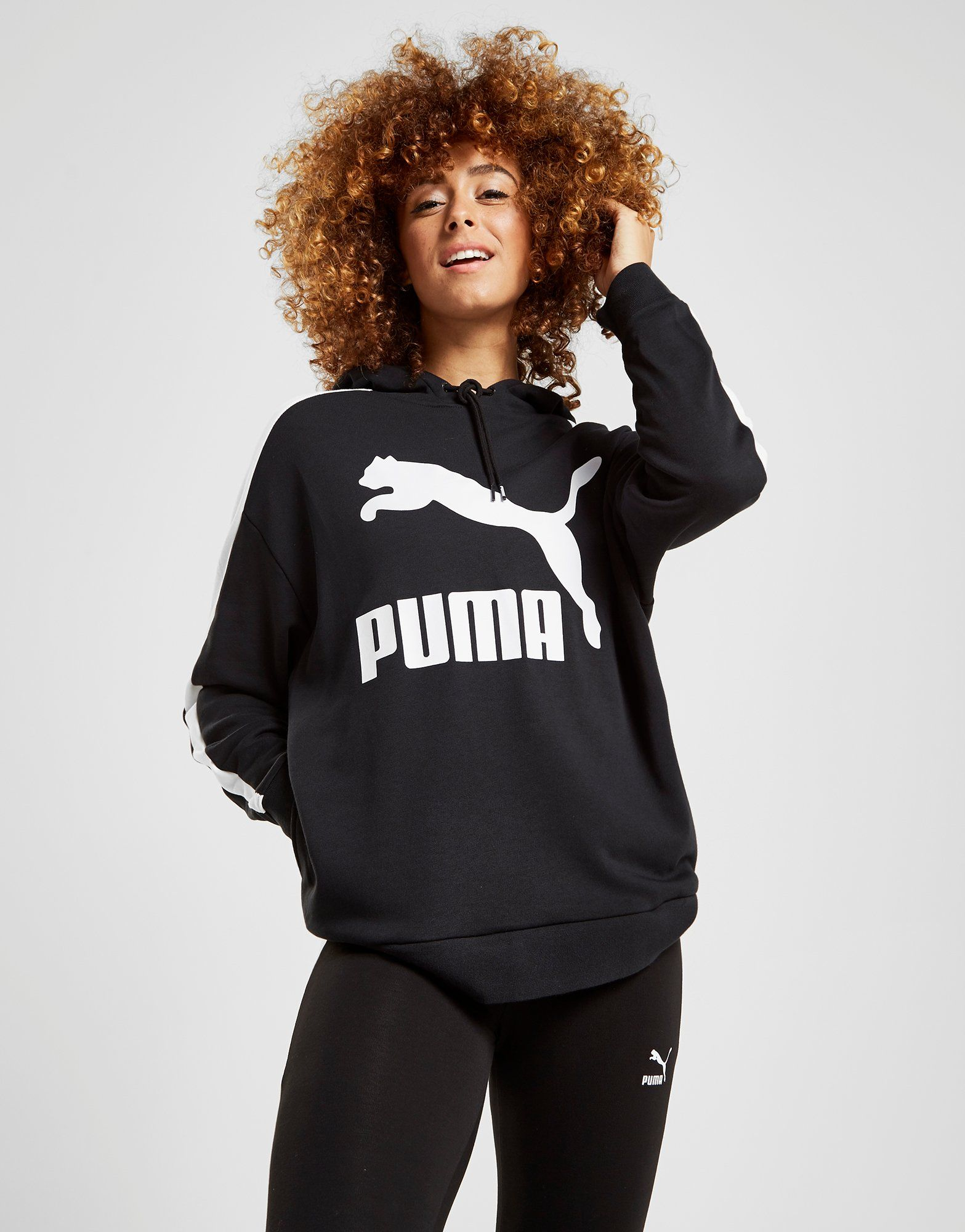 PUMA Sweat à Capuche Femme   JD Sports a45b6e56caef