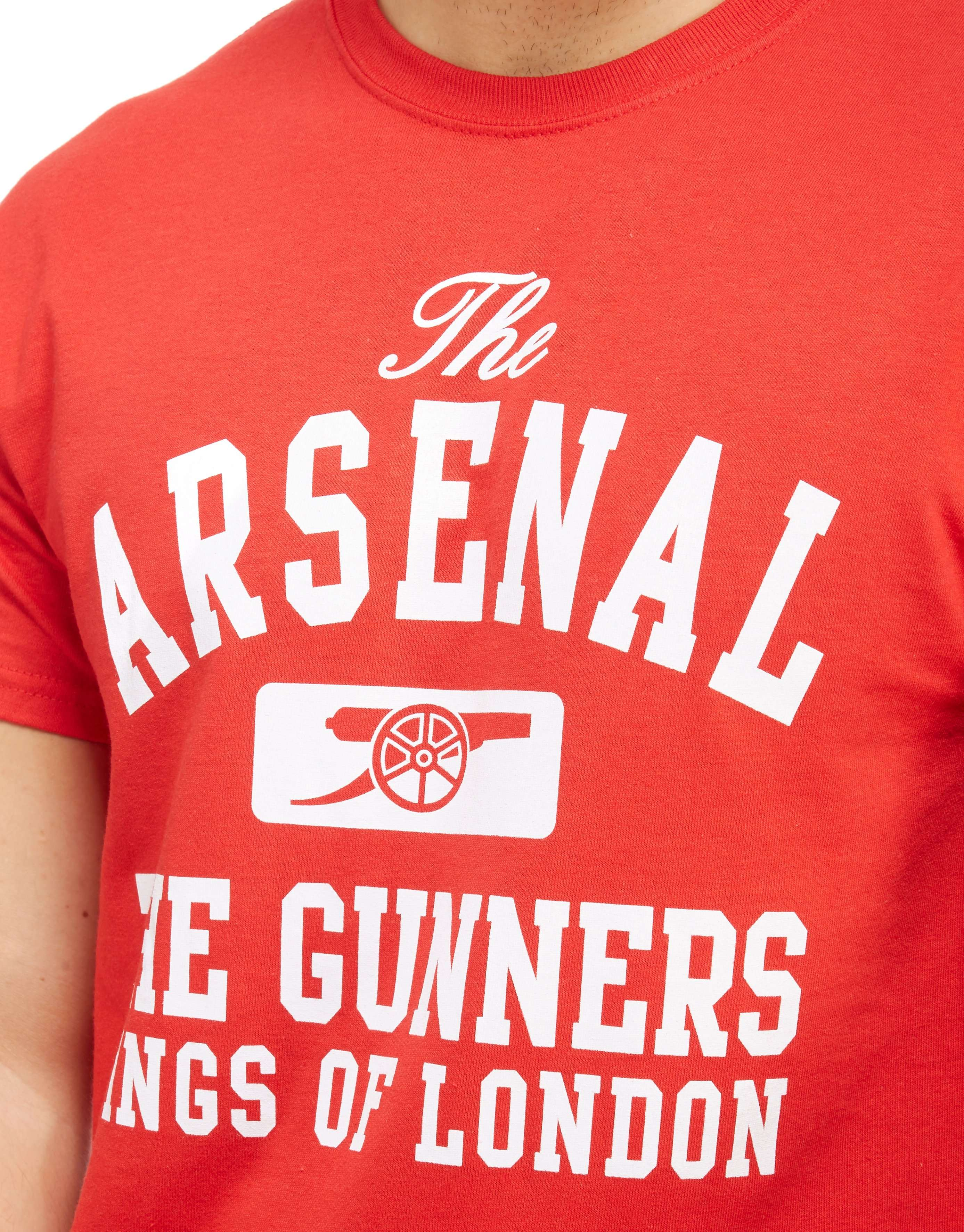 Official Team Arsenal F.C Kings T-Shirt