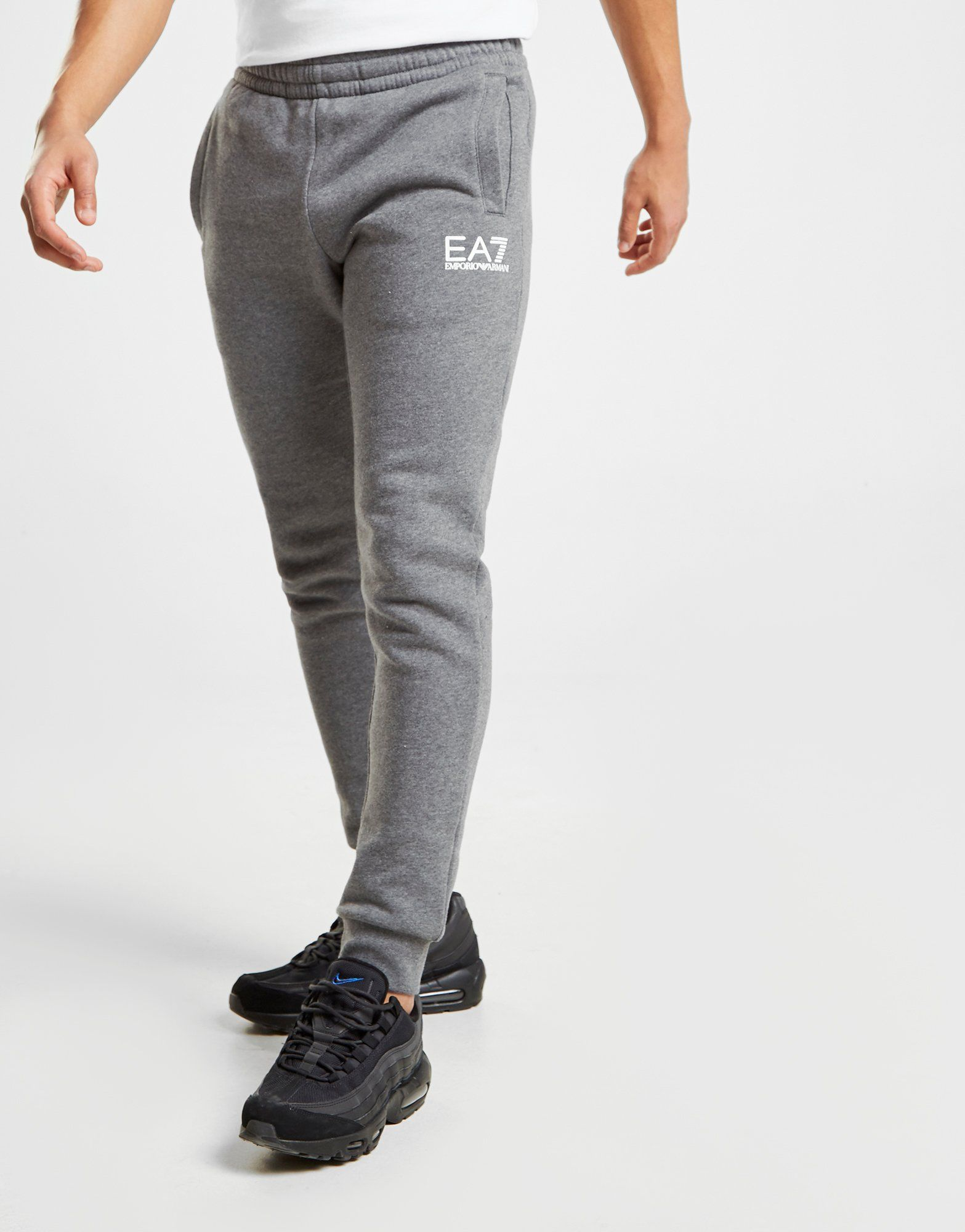 Emporio Armani EA7 Core Fleece Track Pants