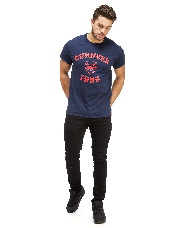 Official Team Arsenal F.C Varsity T-Shirt