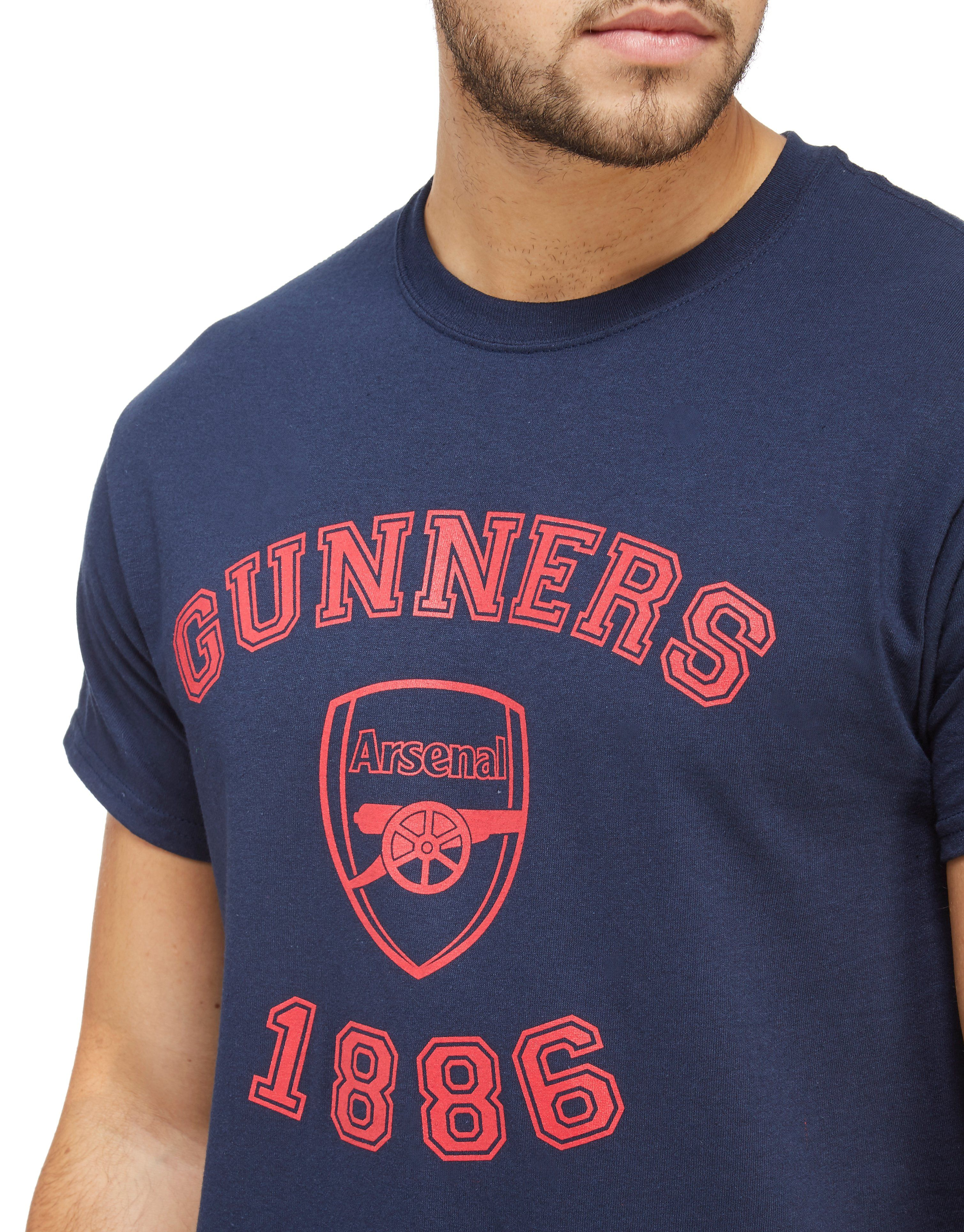 Official Team Arsenal F.C Varsity T-Shirt