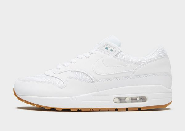 nike air max 1 white heren