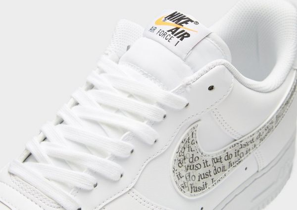 huge selection of aae6a 03f76 Nike Air Force 1 Low Just Do It Herre