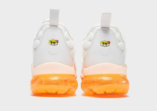 reputable site 38e09 55ff5 top quality nike vapormax womens yellow orange f89d4 9ec9f