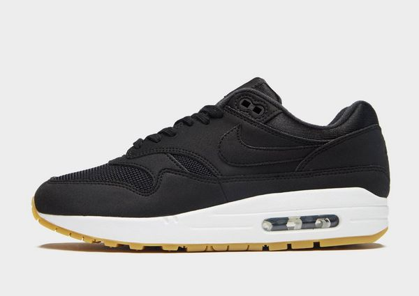 nike air max 1 dames zwart