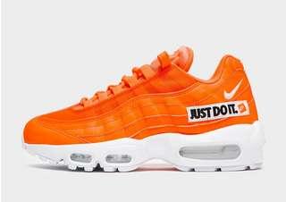 b15a5a30861 Nike Air Max 95  Just Do It  Women s