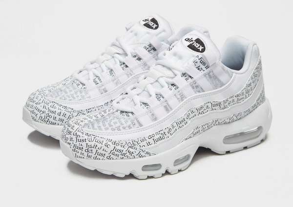 Nike Air Max 95  Just Do It  Women s  4decf3377