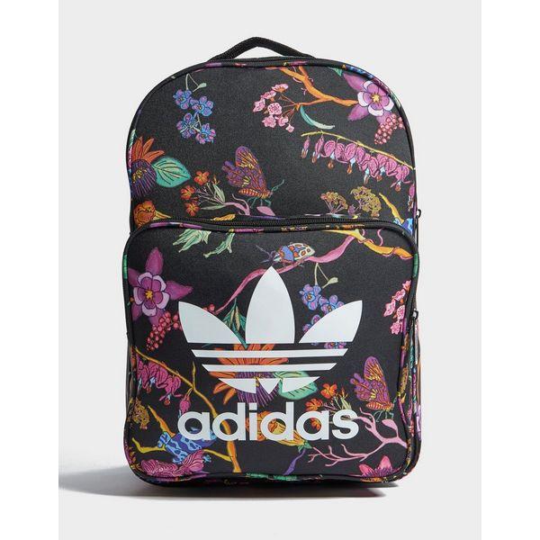 adidas Originals Classic Print Backpack   JD Sports 19ee6e5dfe