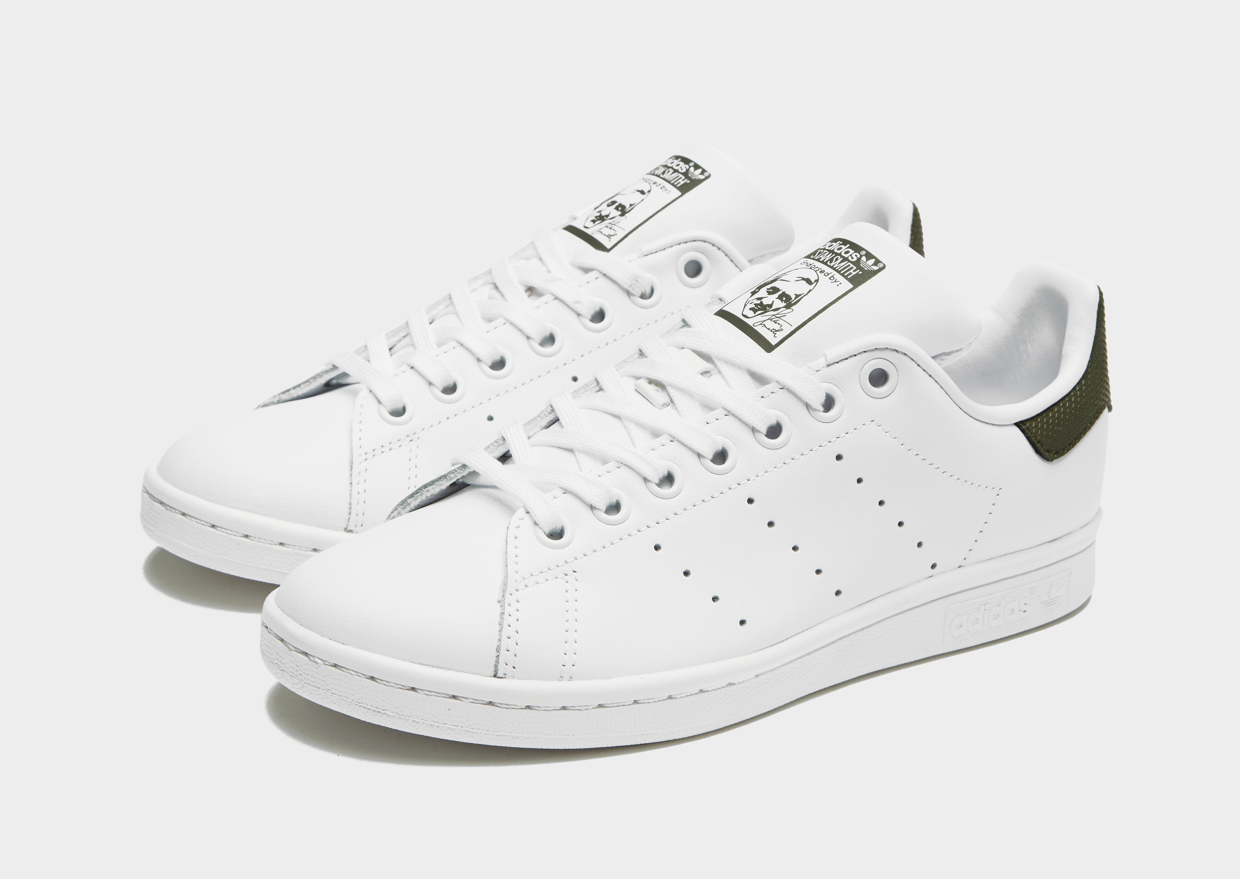 adidas Originals Stan Smith Junior Weiss Beste Authentisch 0bToF0hBXU