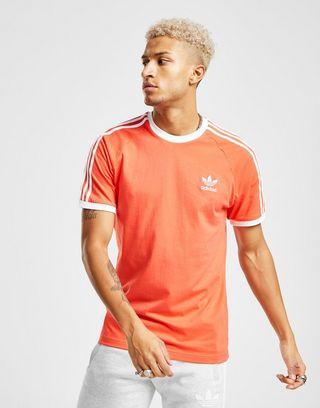 adidas Originals 3-Stripes California T-Shirt Heren | JD Sports