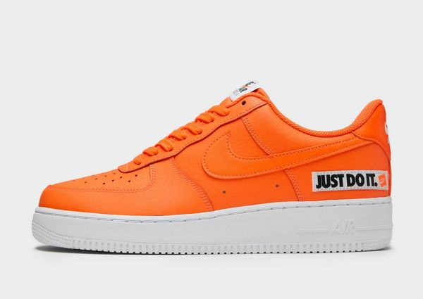 Nike Air Force 1 Low  Just Do It   b3057db649f24