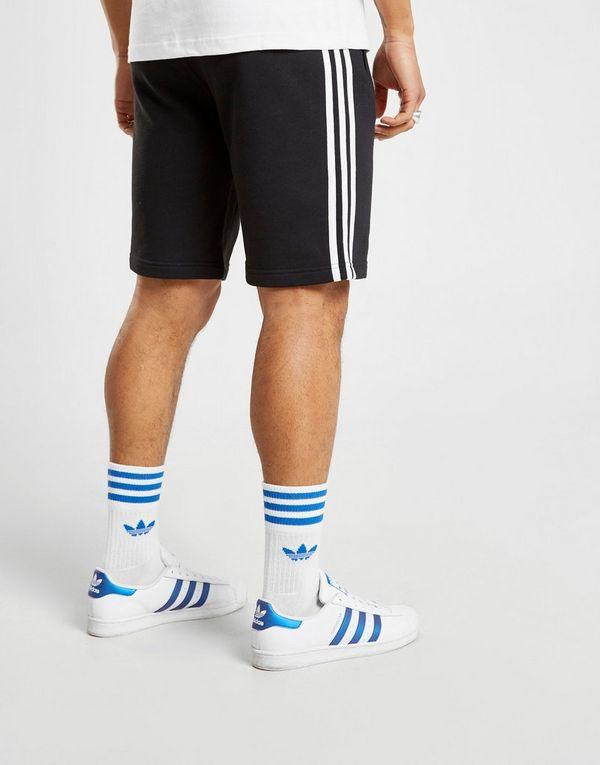 122711cbdb 3 Fleece Originals Adidas Sports Streifen HerrenJd Shorts 80OvmnNw