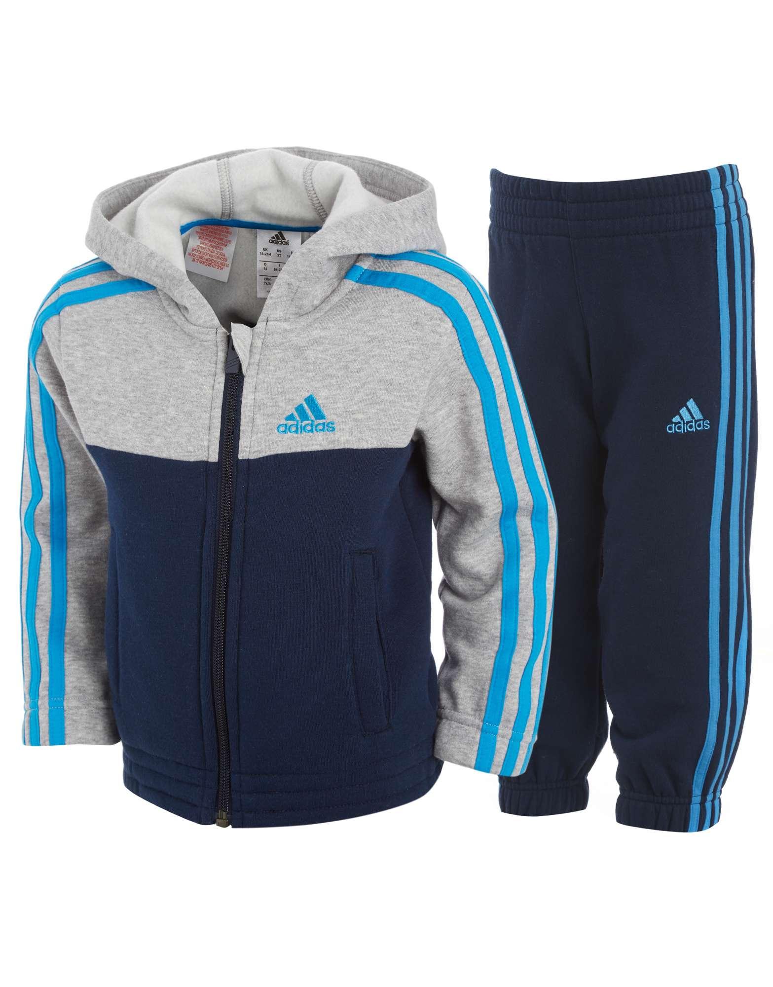 adidas Essentials Fleece Suit Childrens/ Infants