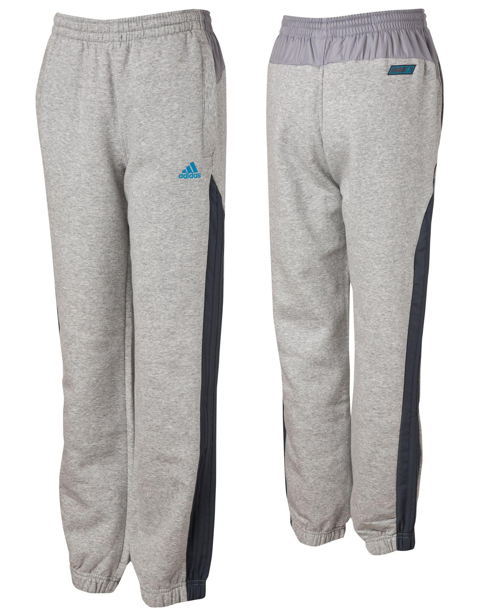 adidas Overlay Fleece Pants Junior