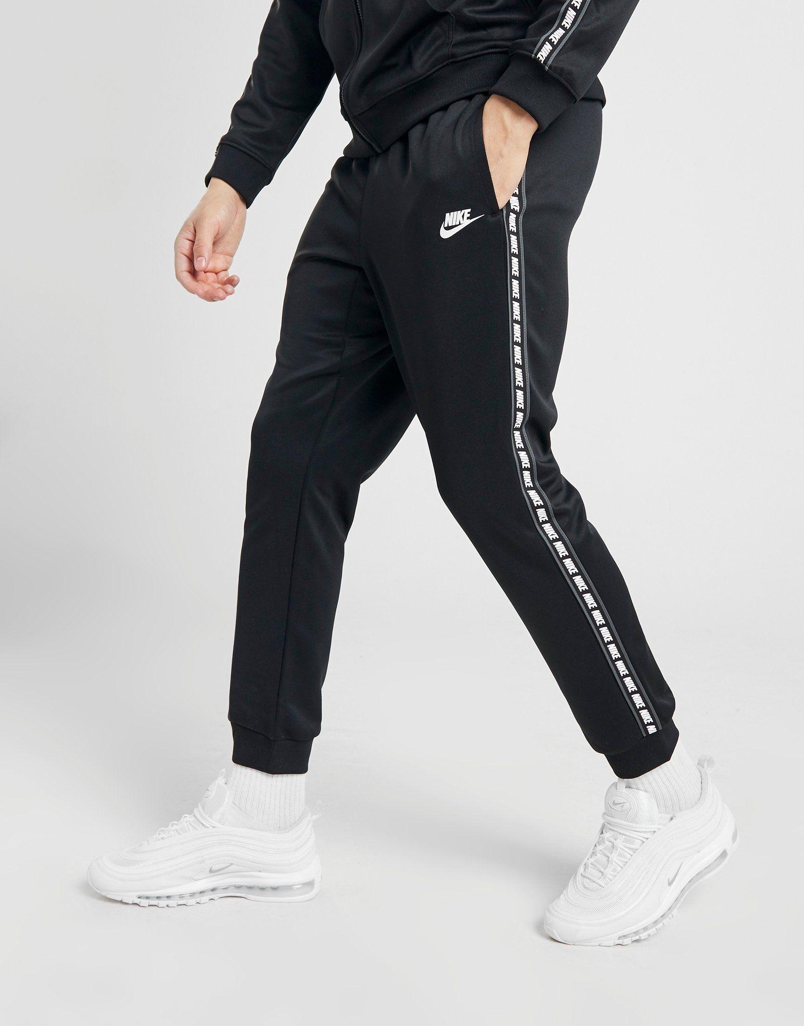 Nike Gel Tape Cuffed Track Pants