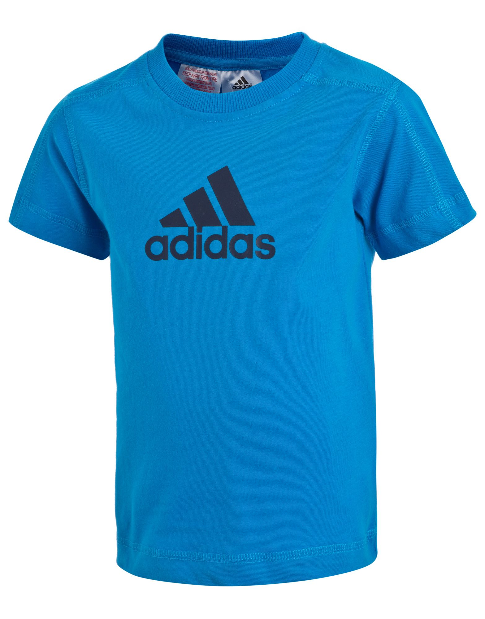 adidas Essentials Logo T-Shirt Children
