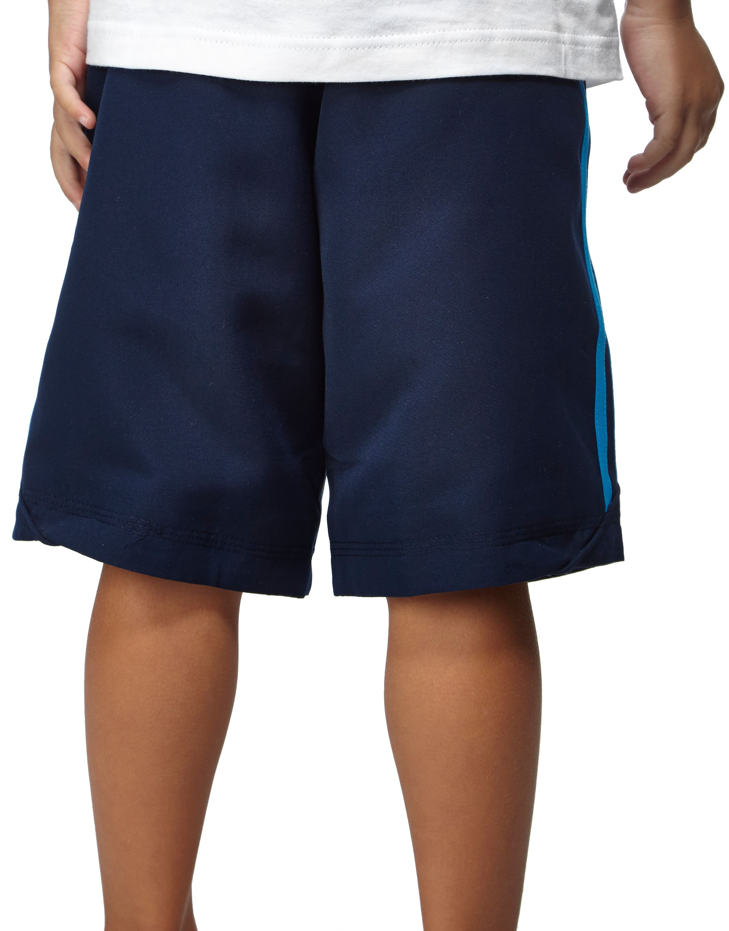 adidas 3 Stripe Woven Shorts Children