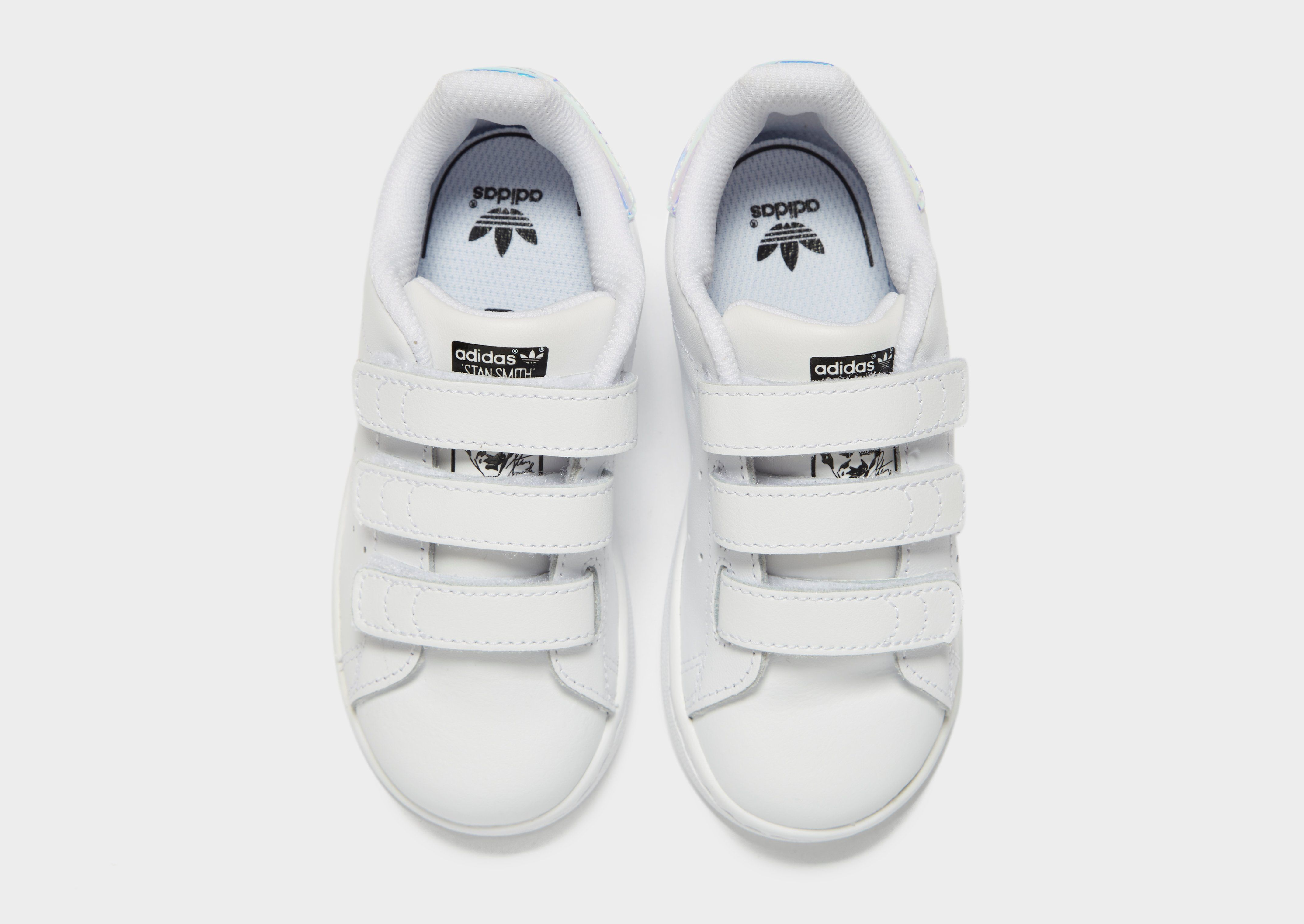 adidas Originals Stan Smith Velcro Bébé