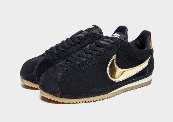 7f2812a335a Nike Cortez Suede Dame