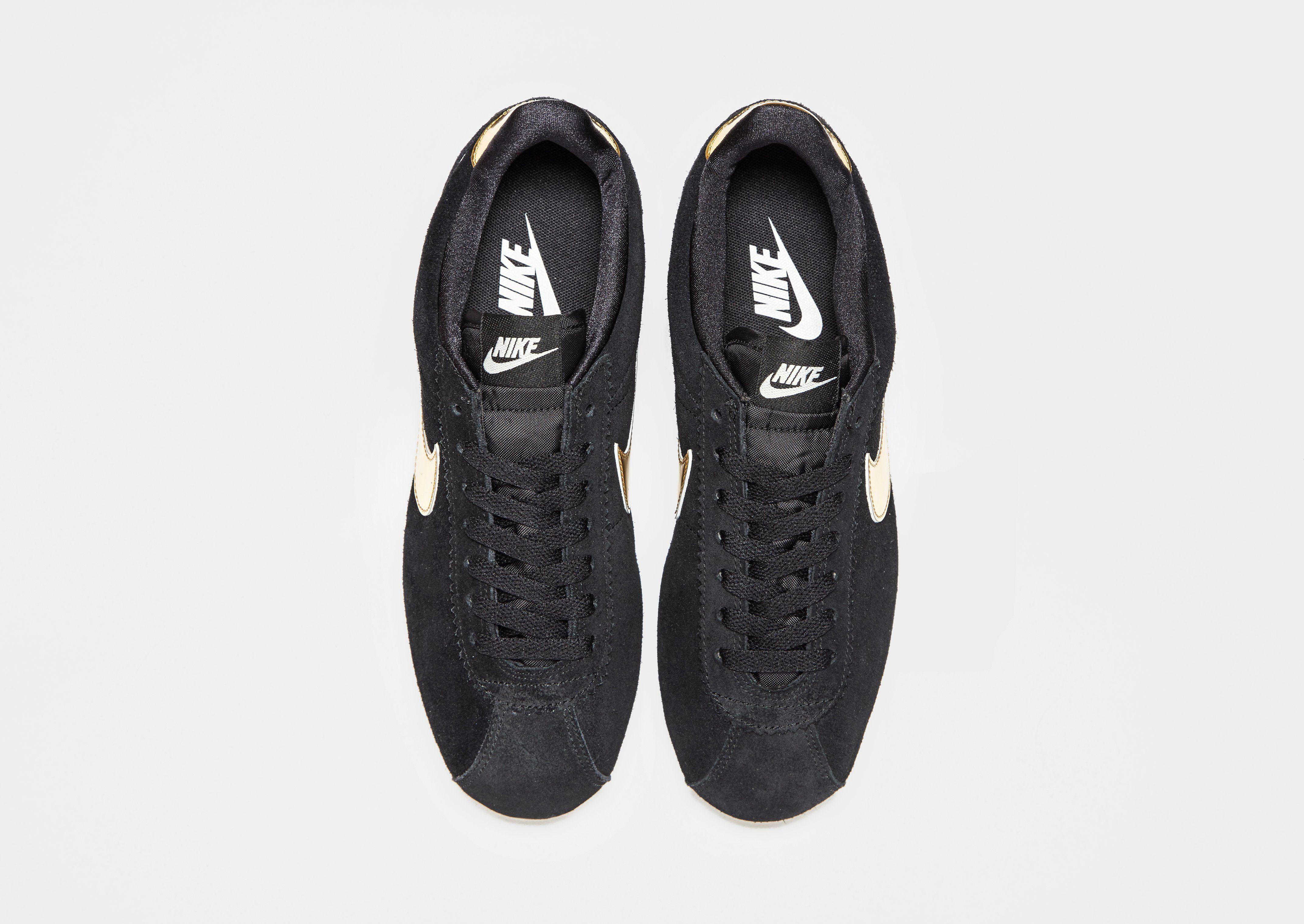 Nike Cortez Suede Femme