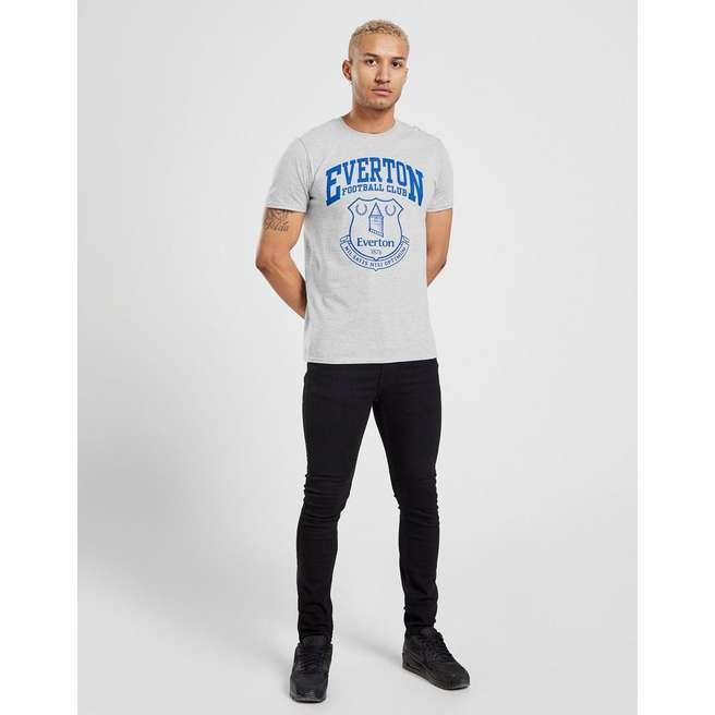 Official Team Everton F.C Crest T-Shirt
