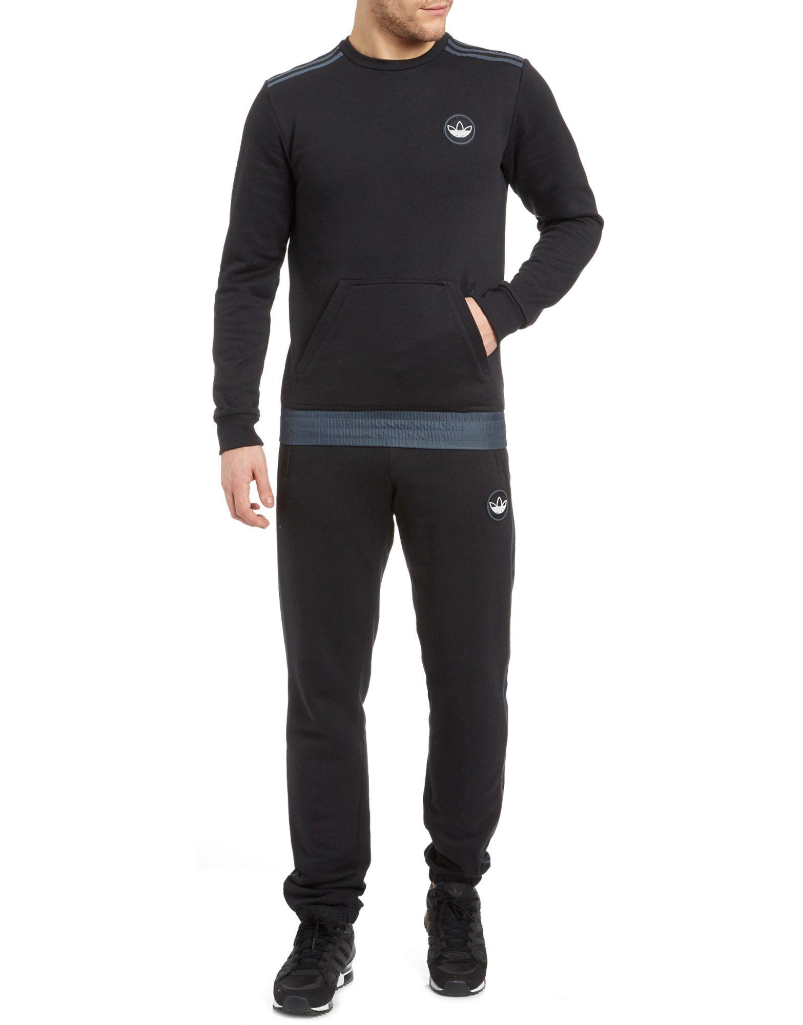 adidas Originals Team Fleece Track Pants