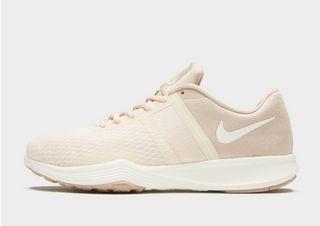 Nike Femmes Nike City Trainer Blanc (Chaussures) : www