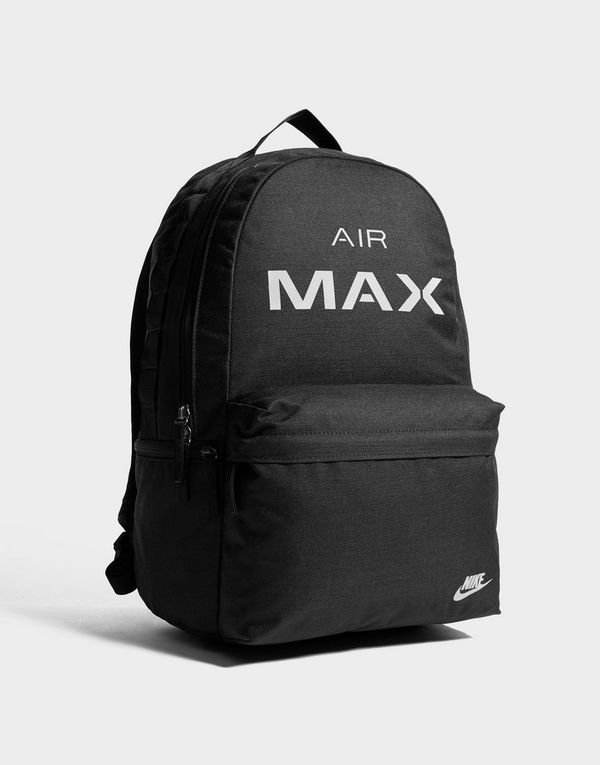 nike air max black backpack