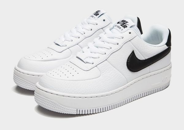 Womens Nike Air Force 1 White Blue