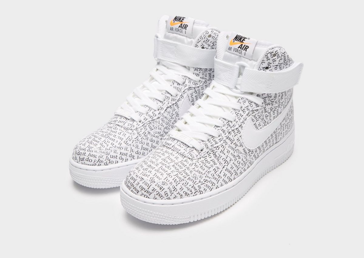 nike air force 1 mid donna bianco 068120