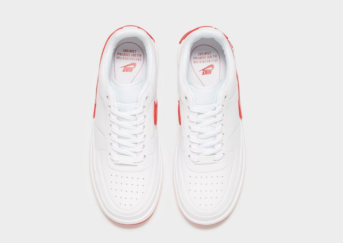 nike air force 1 jester donna bianco 068208