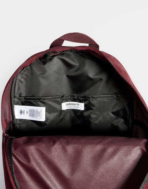 adidas Originals Classic Trefoil Backpack  0b528fc10