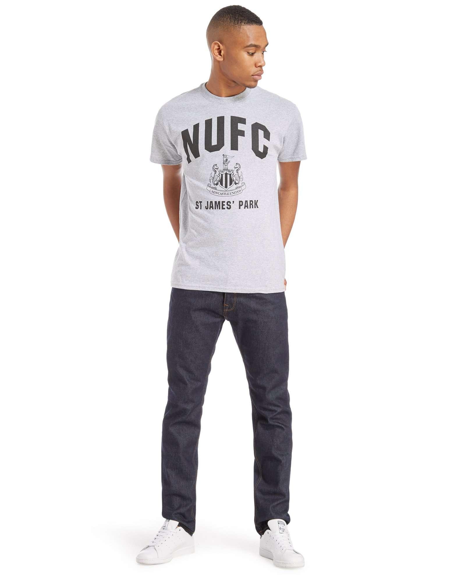 Official Team NUFC Saint James Park T-Shirt