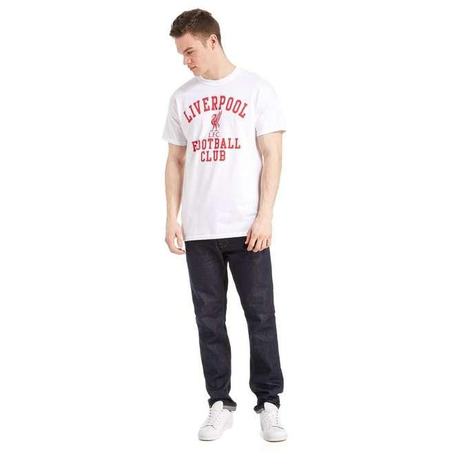 Official Team Liverpool F.C Bird T-Shirt
