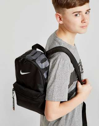 9b6136ef28 NIKE Nike Brasilia Just Do It Kids  Backpack (Mini)