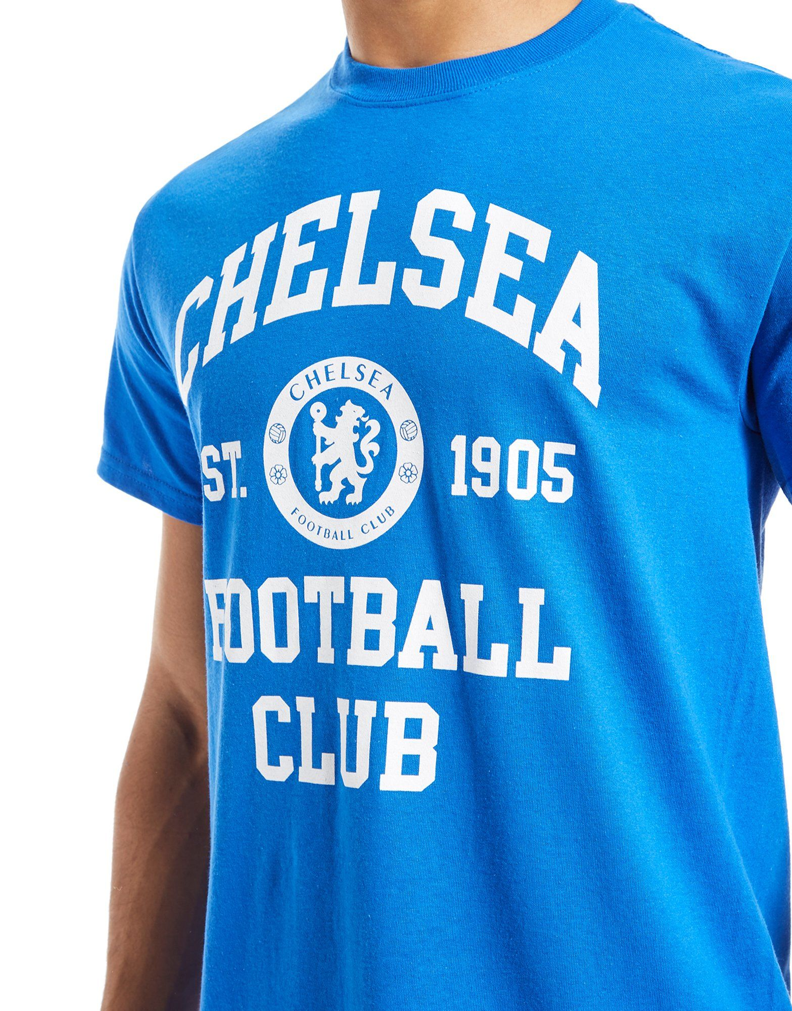 Official Team Chelsea F.C Varsity T-Shirt