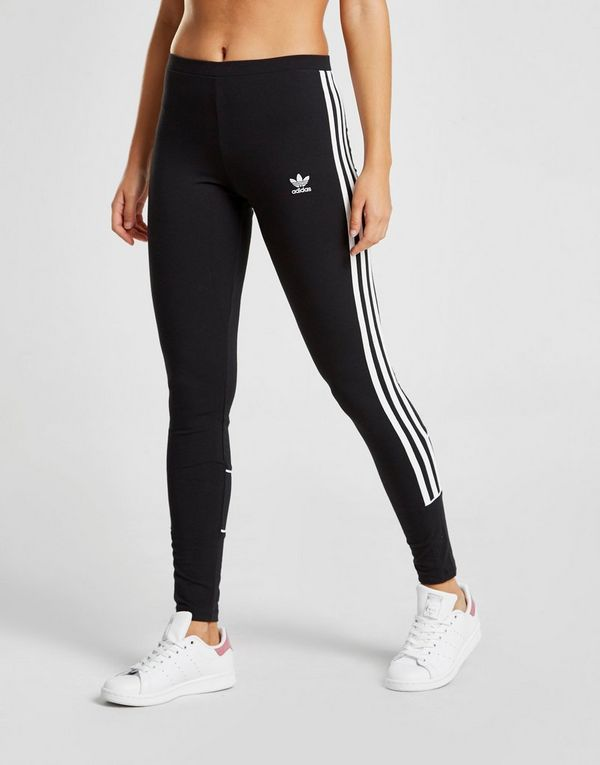 adidas Originals 3-Stripes Piping Leggings  3d91a855ac099