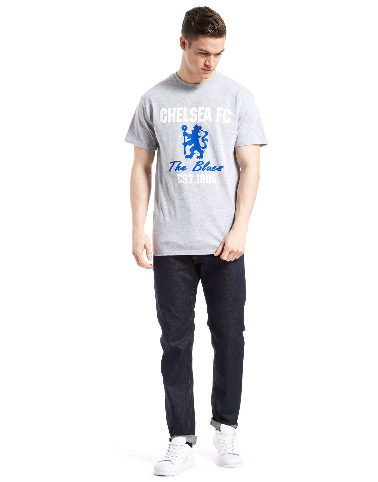 Official Team Chelsea F.C Blues T-Shirt