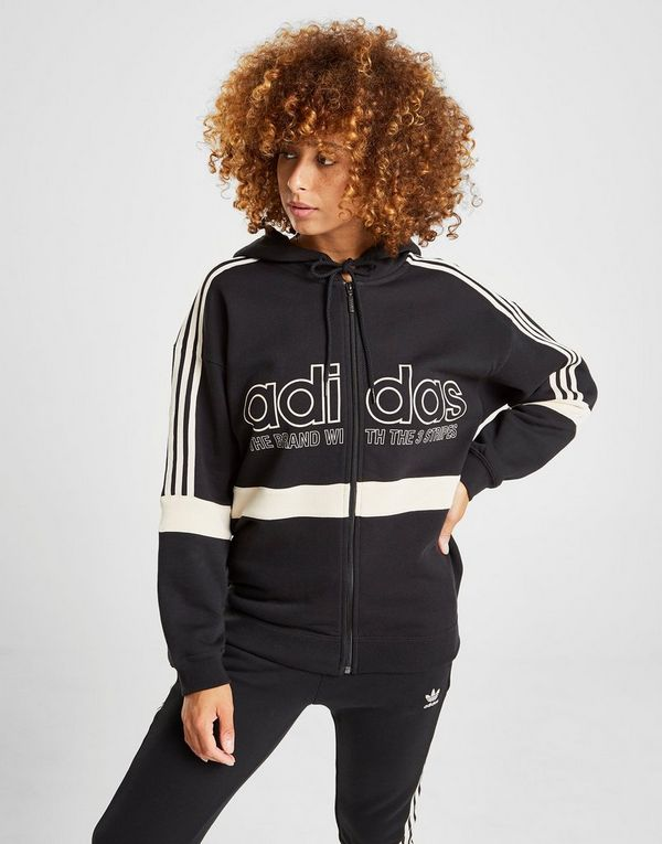 adidas Originals Sweat à Capuche Femme   JD Sports 98ccf39e7e87